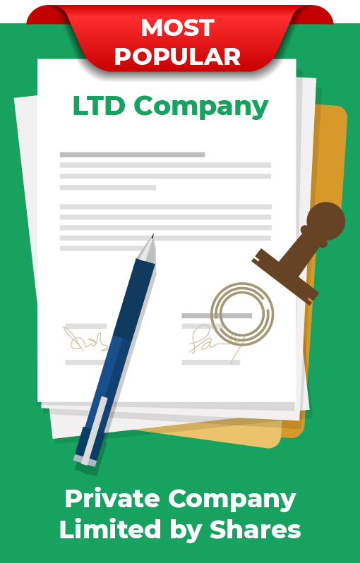 Irish Company Limited by shares (LTD)